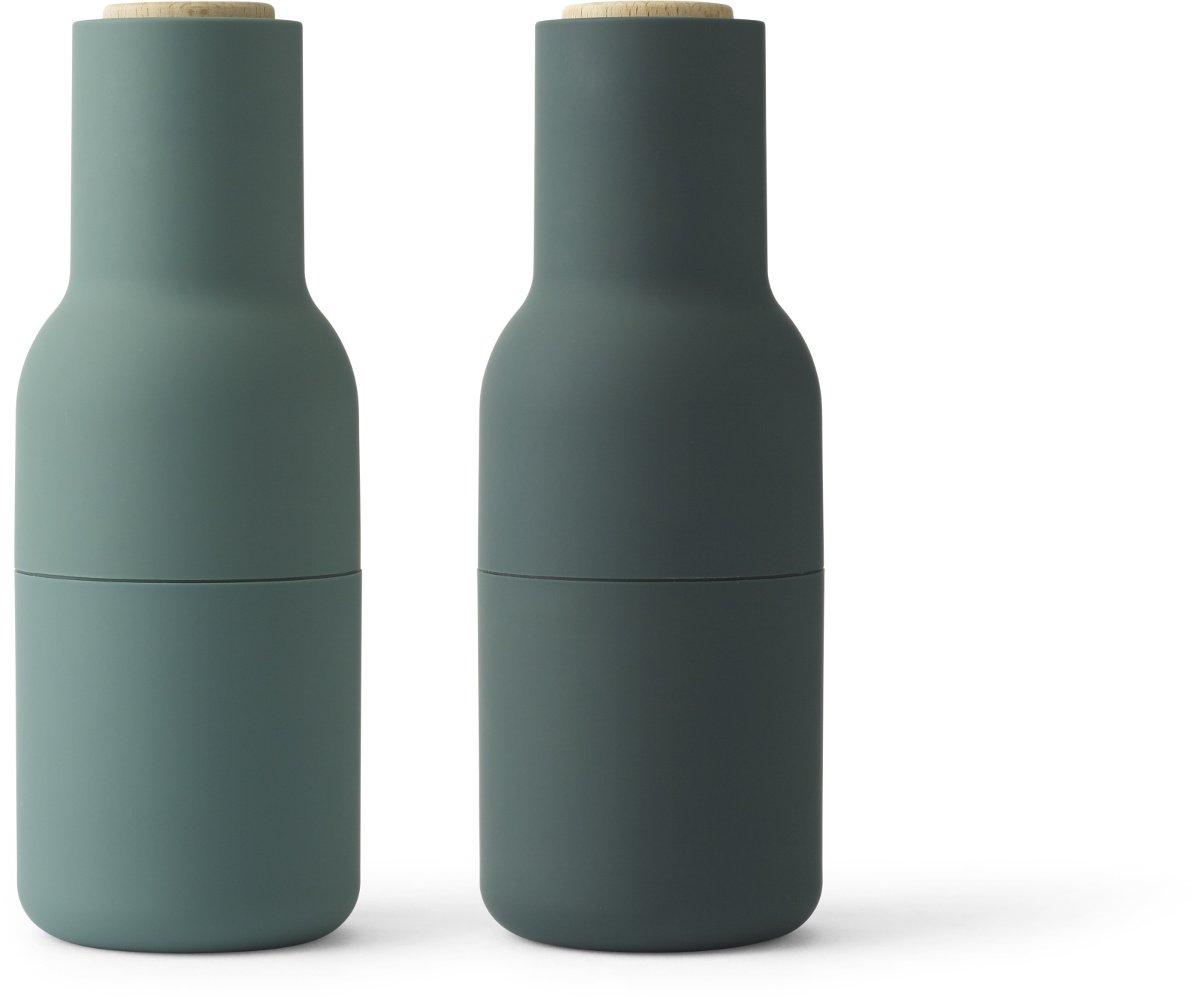 Menu 2-Pack Bottle Grinder, Small, Blue