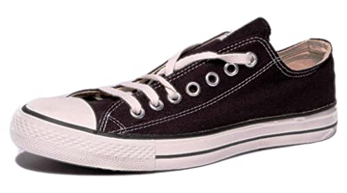 28476ea77458 Converse Unisex 0104192E Black Canvas Casual Shoes  Buy Online at Low  Prices in India - Amazon.in