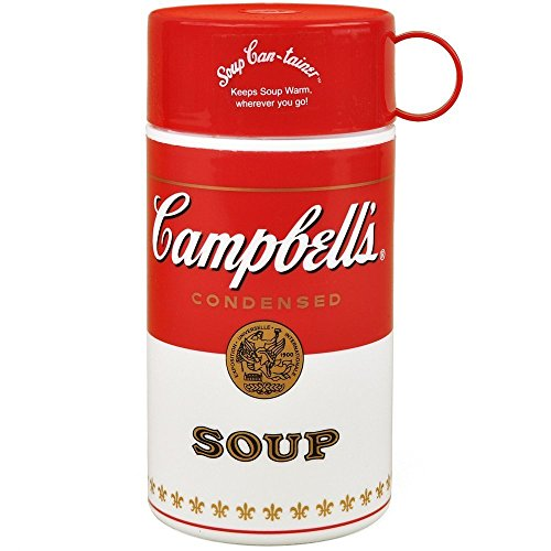 CAMPBELL'S SOUP THERMOS CAN-TAINER