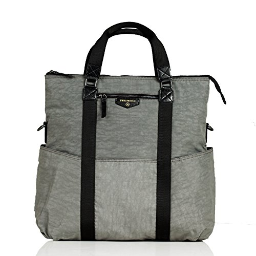 twelvelittle-unisex-3-in-1-convertible-foldover-diaper-bag-tote-grey