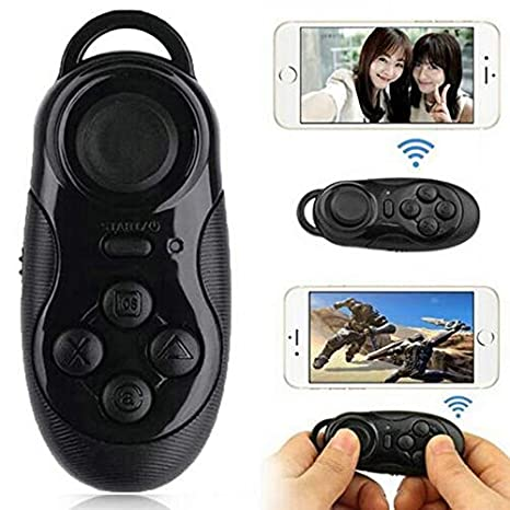 Calvas PG-9017S Wireless Bluetooth 3.0 Gamepad Game Console with Stand for Android//iOS//Android TV//PC wireless gamepad