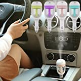 Household Air Humidifier Car Plug Humidifier Air Purifier Freshener
