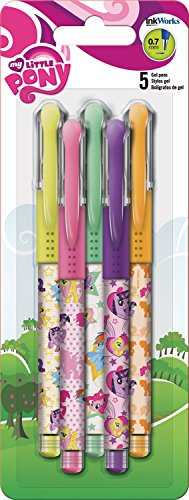Trends International My Little Pony Colored Gel Pens (5 Pack)