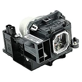 HFY marbull DT01433 Replacement Lamp w//Housing for Hitachi CP-EX250//CP-EX250N//CP-EX300 Projector
