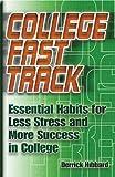 College Fast Track, Derrick Hibbard, 188896023X