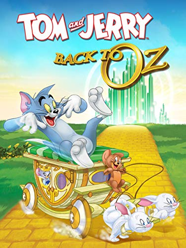 Tom & Jerry: Back to Oz (Willy Wonka And The Chocolate Factory 2017)
