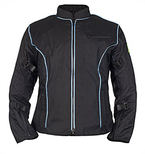 Kevlar Motorcycle Jacket - 3