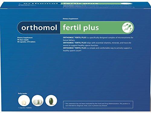 Original Orthomol Fertil plus 90 by Original Orthomol