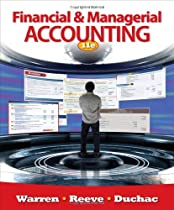 [F.r.e.e] Financial & Managerial Accounting [P.D.F]