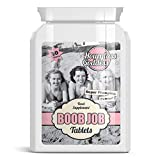 Hourglass Goddess Boobjob Tablet Sexy Breast Enhancement No Chicken Fillets