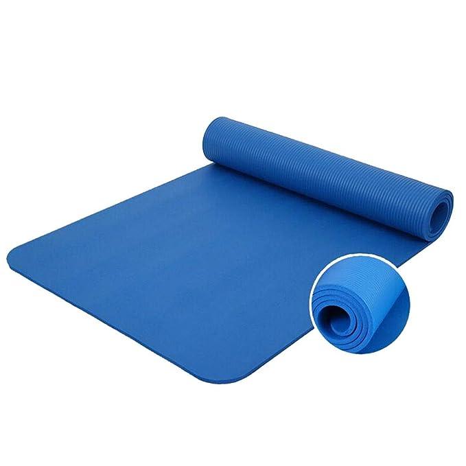 Amazon.com: HONGNA - Juego de esterilla de yoga de dos ...