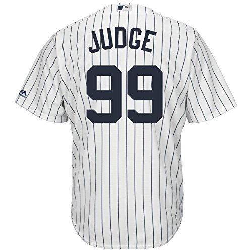 Aaron Judge New York Yankees #99 Youth Cool Base Home Jersey (Youth Medium 10/12)