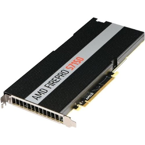 AMD FirePro S7150 Graphics card - 8GB GDDR5 (100-505721) by AMD (Image #1)