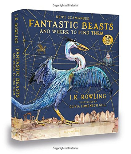 Fantastic Beasts and Where to Find Them: Illustrated Edition - HPB