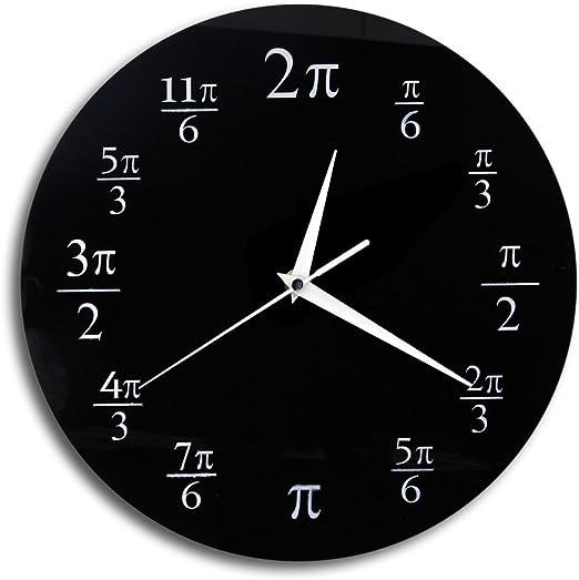 comprar reloj de pared negro relojes de pared negros