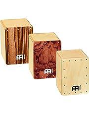 Meinl SH50-SET - Set de 3 shaker mini cajón