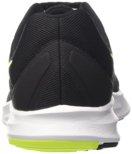 Nike Heren Downshifter 7 Loopschoen Zwart / Volt / Wit