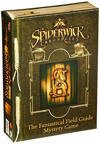 Spiderwick Chronicles Fantastical Field Guide Game [並行輸入品] B07SFVPJTM