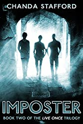 Imposter (Live Once Trilogy Book 2)