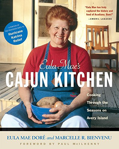 Search : Eula Mae's Cajun Kitchen: Cooking Through the Seasons on Avery Island (Non)