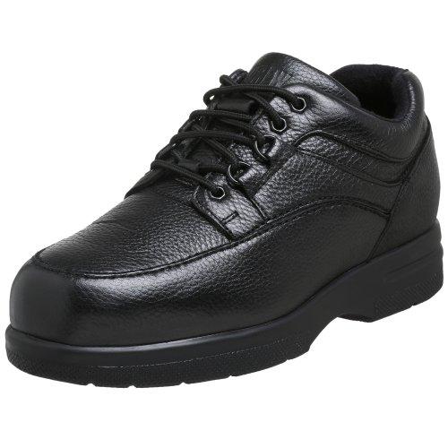Drew Traveler (Drew Shoes Men's Traveler Oxford,Black Calf,10 M US)