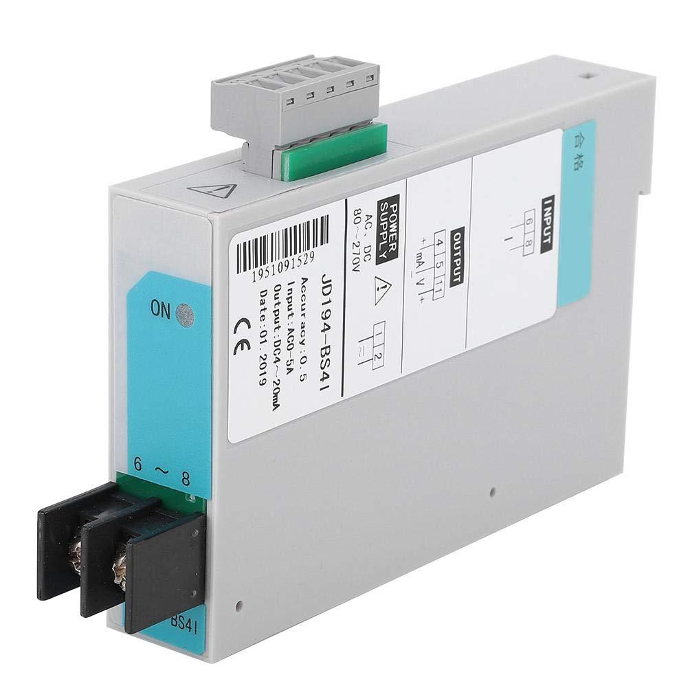 Voltage Transmitter, AC/DC Current Transmitter 50 60Hz,for Measure and Transmit Single-Phase Voltage, Current Signals