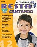 Resta cantando, Reproducible Resource / Lyrics Book with Audio CD (Matematicas Cantando) (Spanish Edition)