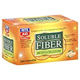 Rite Aid Soluble Fiber Caplets 200 ea For Sale