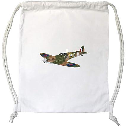 Avión de Spitfire Cordón / Bolsa de Gimnasio (DB00014447 ...