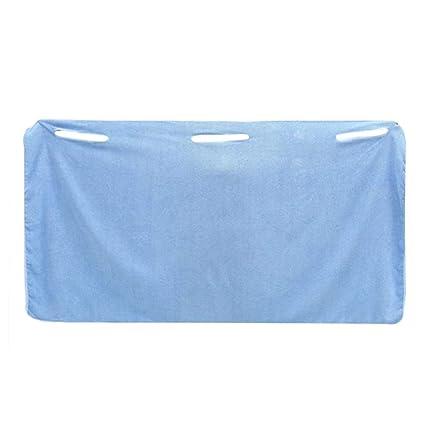 Bellaluee Super Summer Mujeres Suaves de Microfibra Desgaste Capaz de baño Batas de Toalla cómoda casa