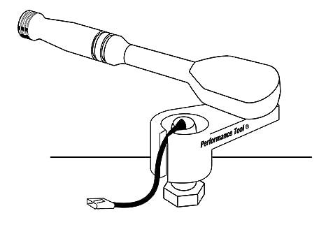 Performance Tool W84008 Compact Oxygen Sensor Socket Oxygen