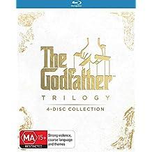 Godfather Trilogy: Godfather / Godfather Part 2 / Godfather Part 3   NON-USA Format   Region B Import - Australia