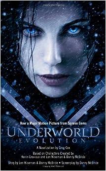 Evolution Underworld Book 3 Greg Cox 9780743480734