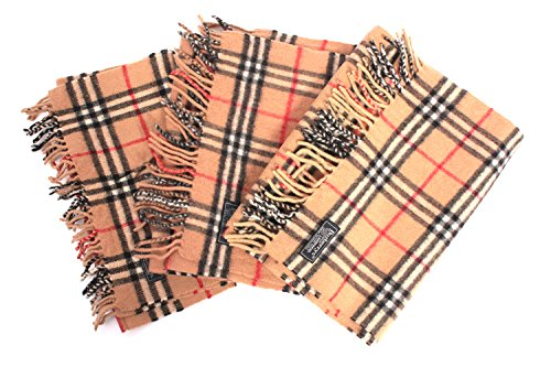 burberry-vintage-scarf-classic-nova-check-100-lambswool-brown