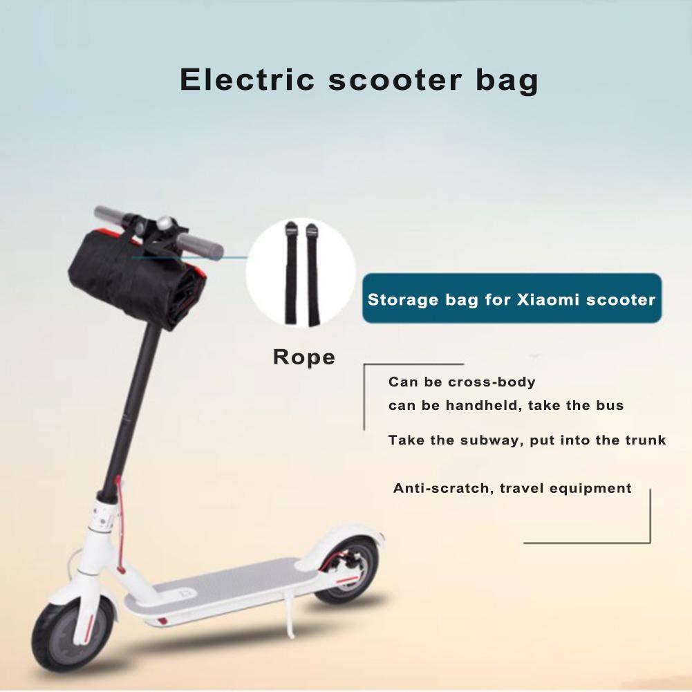 Bogget Portable Oxford Tissu Petit Pliage Sac De Stockage De Scooter /Électrique pour Mijia Xiaomi Scooter /Électrique