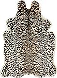 Erin Gates by Momeni Acadia Cheetah Multi Faux Hide