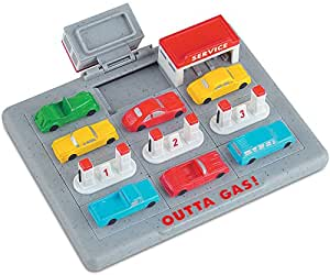 Popular Playthings Outta Gas Brainteaser Game