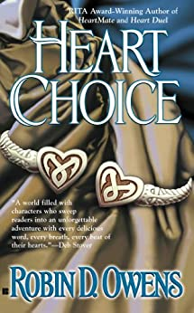 Heart Choice (Celta Series Book 4) by [Owens, Robin D.]