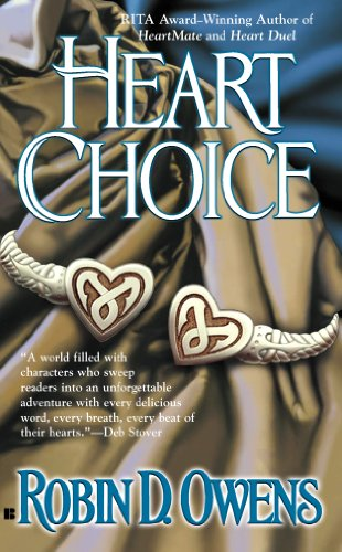 Heart Choice (Celta Series Book 4)