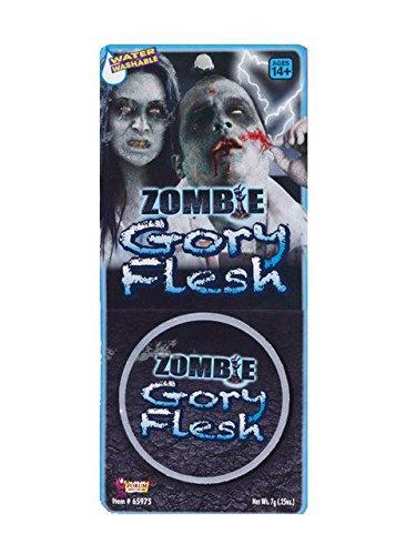 Forum Novelties Zombie Gory Flesh Make-Up]()