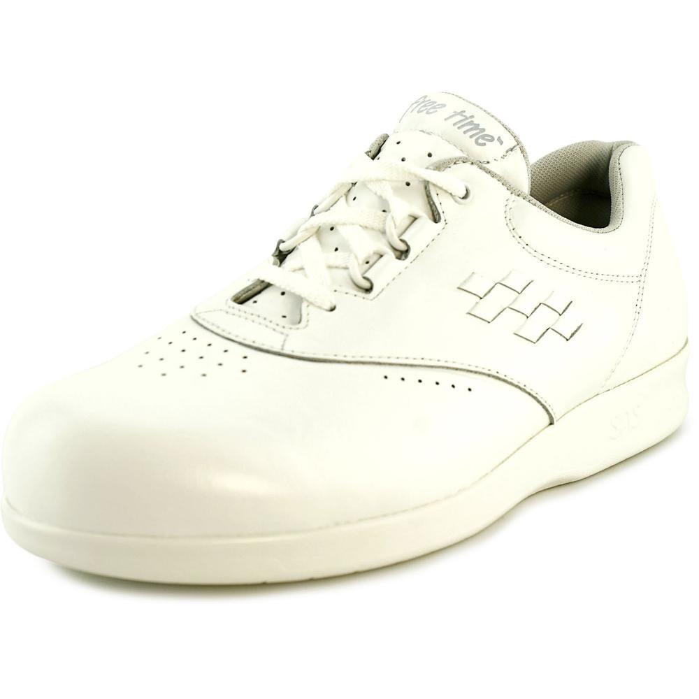 San Antonio shoe Women's SAS, Freetime Lace up Sneaker B005BJXJ7Q 9.5 M (M) (B) US|White