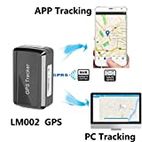 Magnetic GPS Tracker ,GPS/GSM/GPRS Tracking System with No Monthly Fee, Wireless Mini Portable