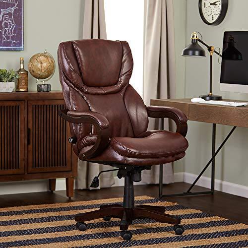 Serta Executive OFfice Chair, Brown