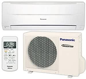 Panasonic KIT-RE9-JKE-1 - Aire acondicionado (Montar en la pared, 230 V, A, 780 x 289 x 540 mm)