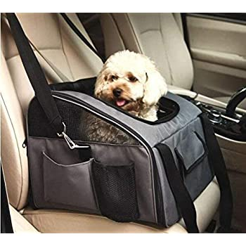 Amazon Com Wopet Pet Car Seat Carrier Airline Approved