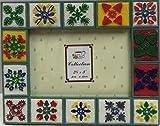 Picture Frame Porcelain Quilt Hawaii Design