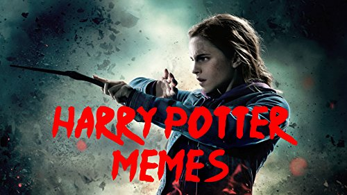 Harry Potter: Memes & Funny Stuff Guaranteed to Make You Laugh!