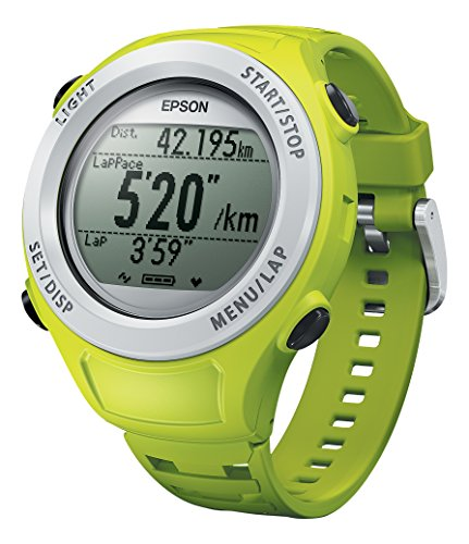 3e99772de8 [エプソン リスタブルジーピーエス]EPSON Wristable GPS GPS機能付 SF-110Gの