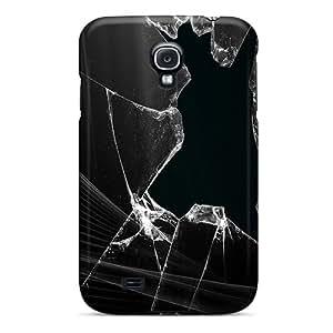For Galaxy S4 Protector Case Broken Screen Phone Cover