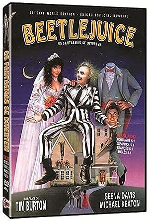 Beetlejuice - Os Fantasmas Se Divertem - Bételgeuse - Bitelchus - Beetlejuice, Spiritello Porcello - Os Fantasmas Divertem-se - битлджюс - Beetlejuice, El ...